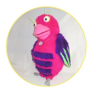 pink-parot