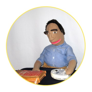 Peter Puppet - Health and Safety Officer