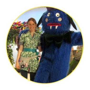 Mari Jones - Puppet Maker