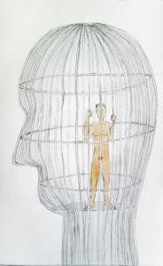 head cage