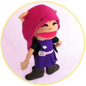 kidz pink hair