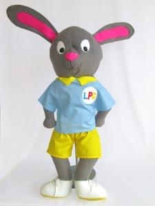 puppet mechanisms bunny