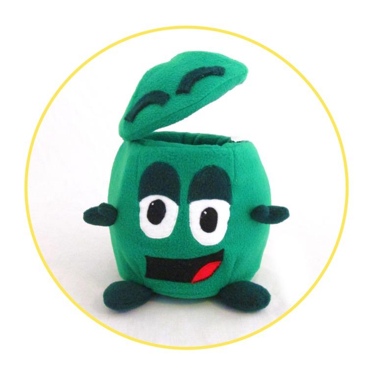Bin green