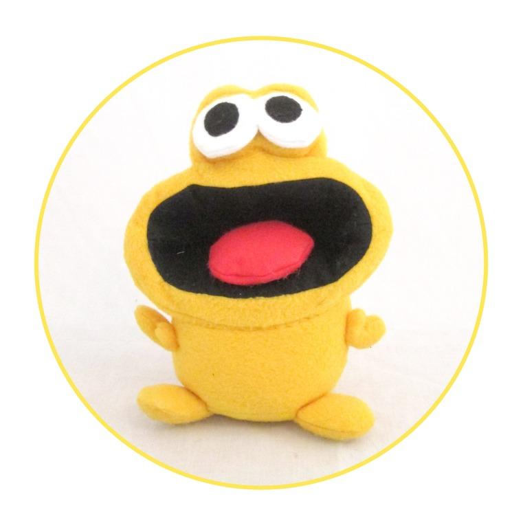Bin Yellow