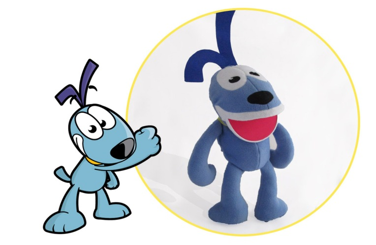 blue-dog 2 togther